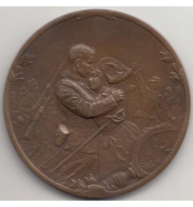 Guerre de 14-18, Libération de  Mulhouse 1918