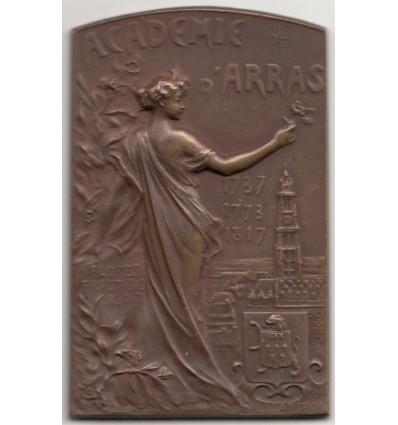 Académie des sciences, lettres et arts d'Arras 1900