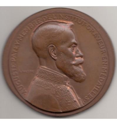 Portrait d'Auguste Patey par Lucien Bazor 1930