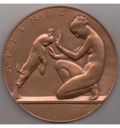 Artémis par Doumeng s.d. ( 1937 )