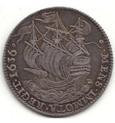 Jeton Cardinal Duc de Richelieu 1636