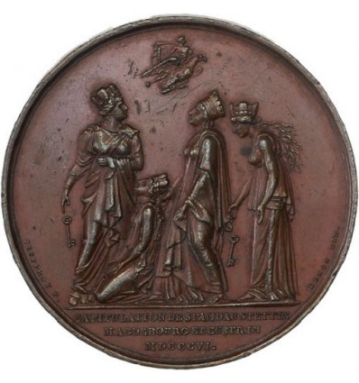 Napoléon I capitulation de Spandau 1806