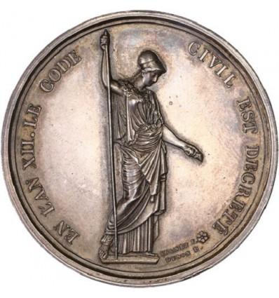 Napoléon I le Code civil 1804