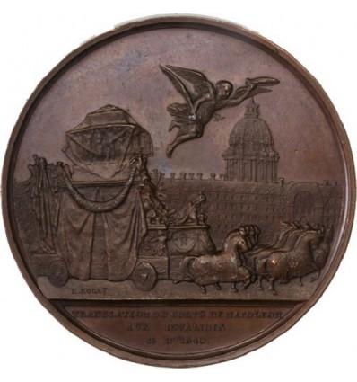 Translation du corps de Napoléon aux Invalides 1840