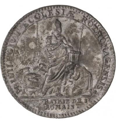 Normandie, méreau de la cathédrale de Rouen s.d.