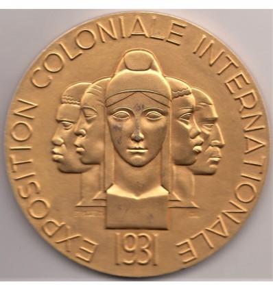 Exposition coloniale internationale de Paris par Martin et Bénard 1931