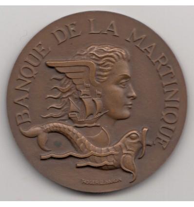 Banque de la Martinique, centenaire de la banque 1953