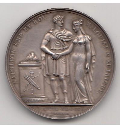 Napoléon I mariage avec Marie-Louise d'Autriche 1810