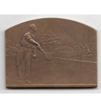 Tournoi de tennis de l'Echo de Paris s.d.