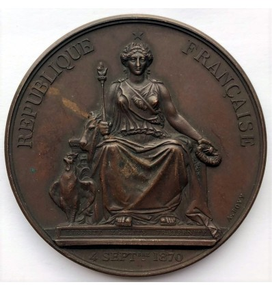 Siège de Paris 1870-1871, corps municipal du Xème arrondissement de Paris