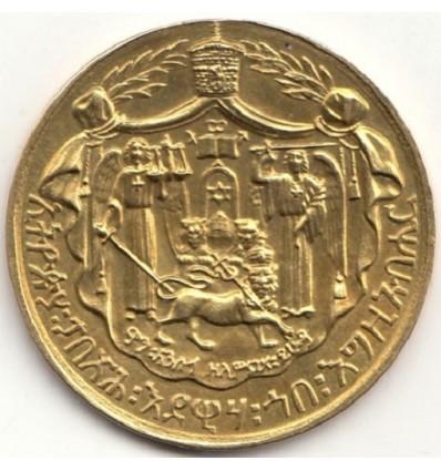 Éthiopie, couronnement d'Haïlé Sélassié Ier EE 1923 ( 1930 )