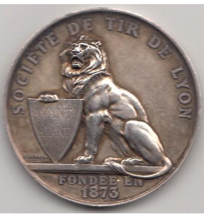 Société de Tir de Lyon fondée en 1873